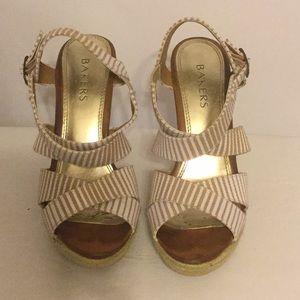 Bakers Marci Wedge Sandals